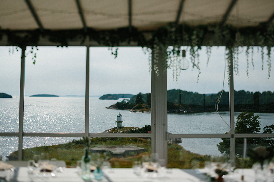 Sweden Boho Archipelago Wedding