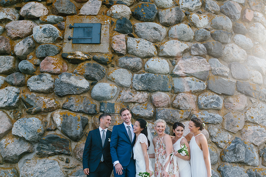 Sweden Archipelago Wedding