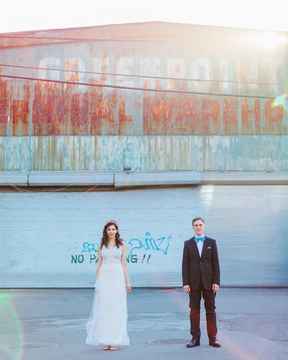 williamsburg brooklyn Wedding Photographer