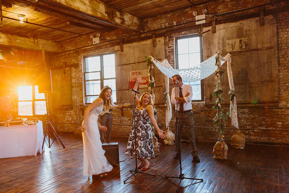 Brooklyn hipster Wedding Photographer