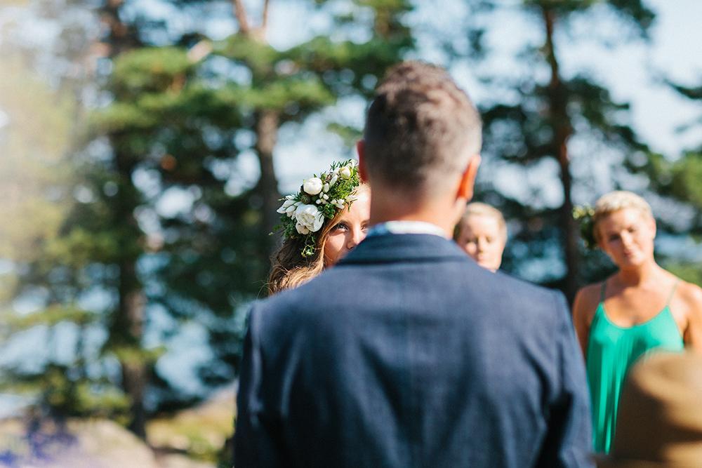 boho finland wedding