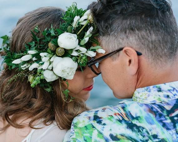Finland Destination Wedding // Outi + Masa