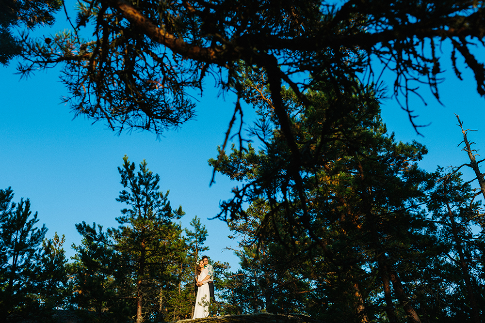 wedding in finland