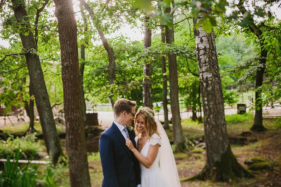 bröllopsfotograf skansen
