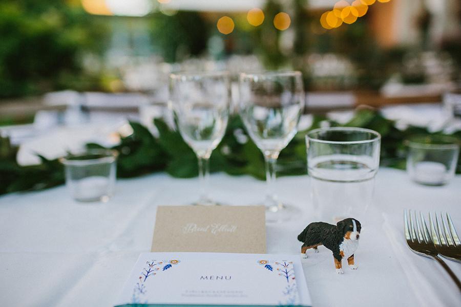 blå porten wedding