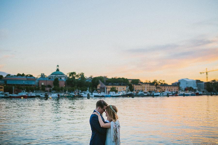 bröllopsfotograf skärgården