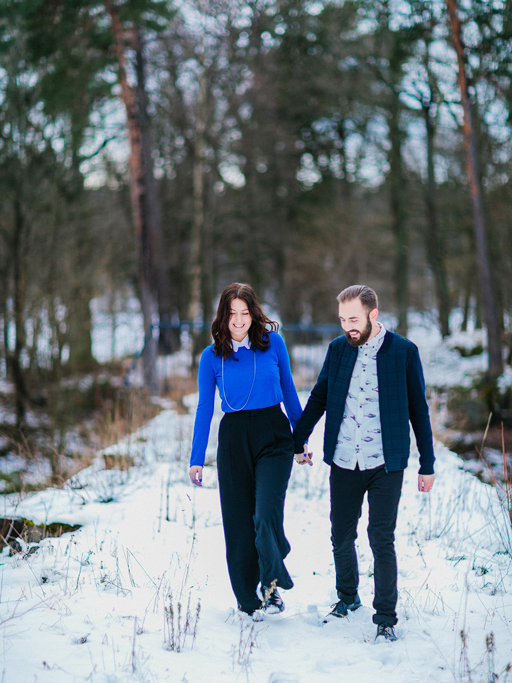 engagement session stockholm