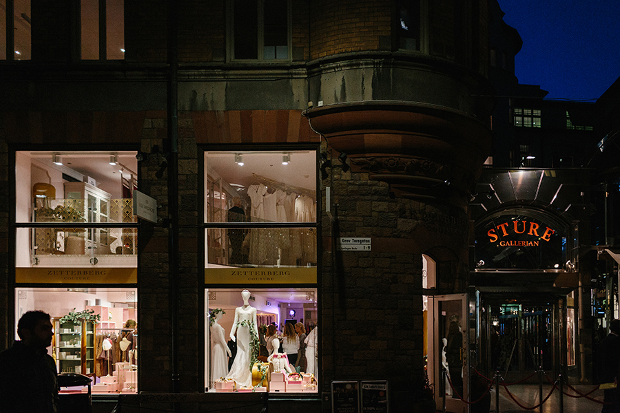Zetterberg dress store