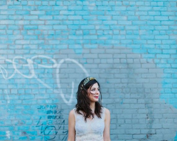 Brooklyn Destination Wedding // Lindsey + Sean