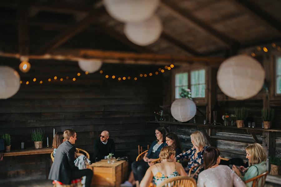 facienda bröllop fest