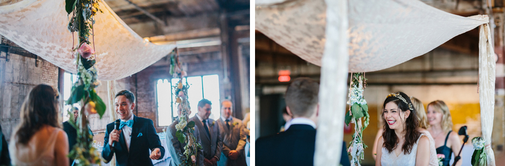 Greenpoint Loft Wedding Photographer