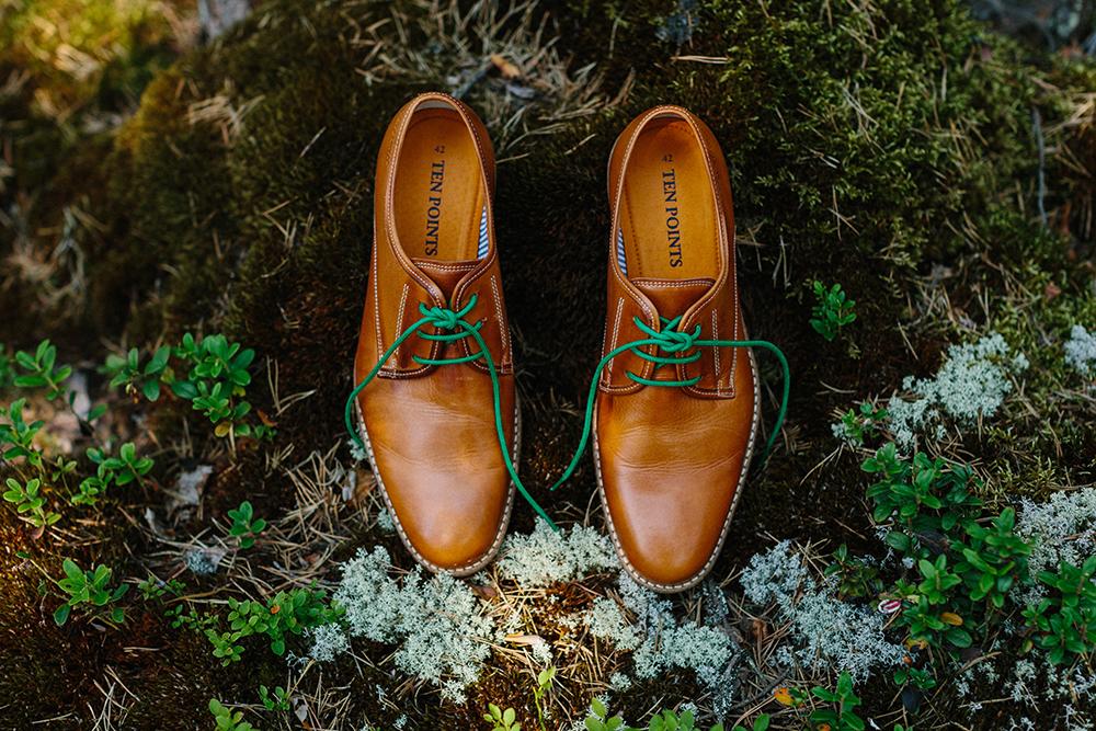 wedding shoelaces