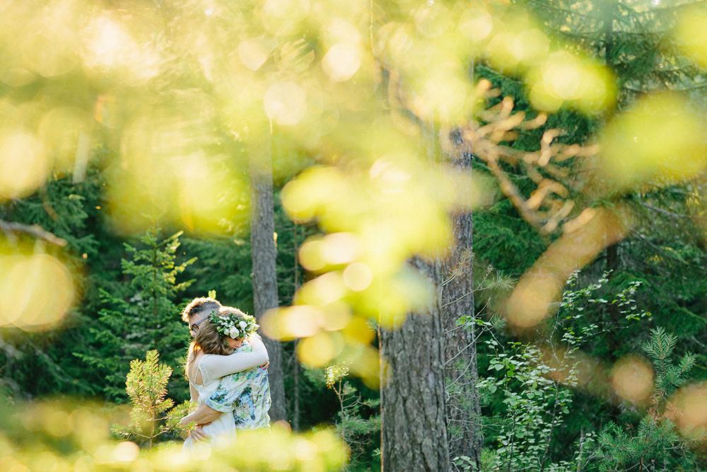 finland wedding photo