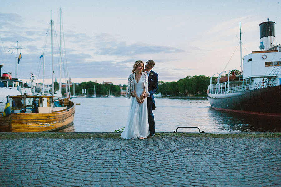skärgårdsbröllop