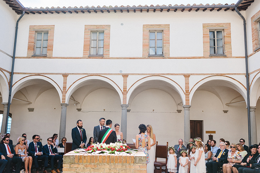 Citta di Castello Wedding Photographer