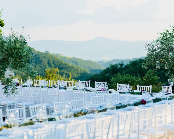 Destination Wedding Montone Italy  // Christina & Chris