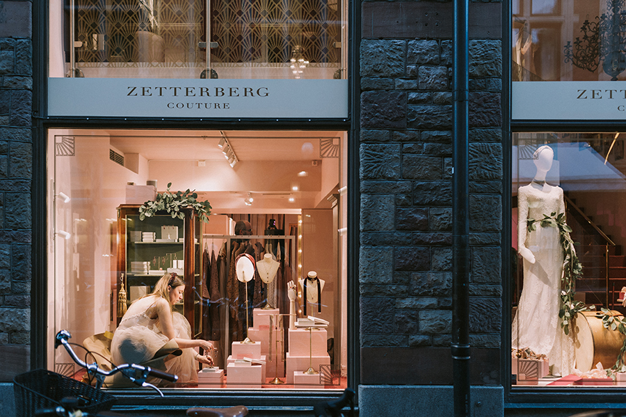 Zetterberg Couture Stockholm