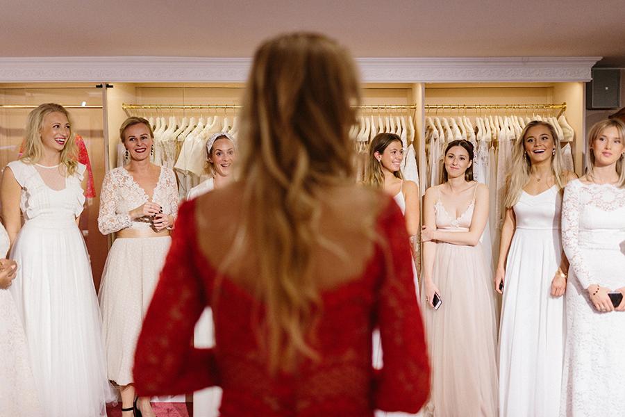 Zetterberg Wedding Dresses
